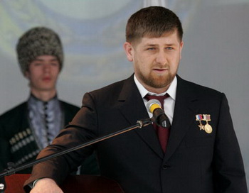 Рамзан Кадыров. Фото: Dima Korotayev/Epsilon/Getty Images