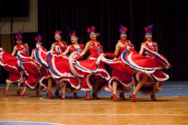 Всемирный день танца в Иркутске. Фоторепортаж. Фото: Николай Ошкай/Великая Эпоха (The Epoch Times)