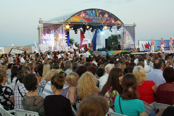 Фестиваль Морской узел-2011. Фото: Ульяна Ким/Великая Эпоха (The Epoch Times)