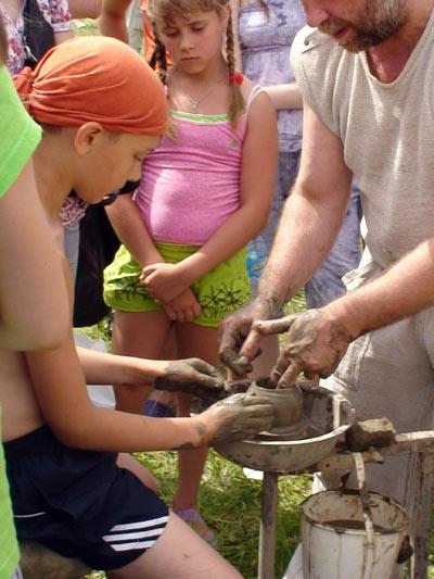 Фестиваль «Зелёный» прошел в Красноярске, 2 июля 2011. Фото: Дмитрий Пономарев/Великая Эпоха (The Epoch Times)