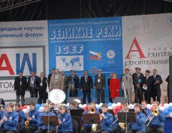 Фото предоставлено пресс-службой Всероссийского ЗАО «Нижегородская ярмарка»