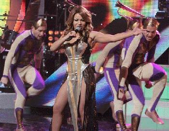 Певица Гайтана представит Украину на конкурсе