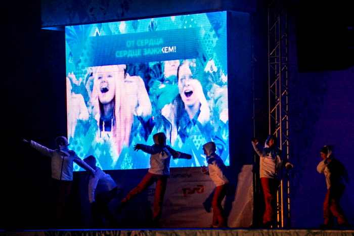Финальная песня концерта. Фото: Юлия КАРПОВА/Великая Эпоха (The Epoch Times)