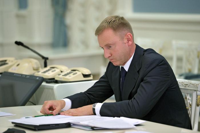 Министр образования и науки Российской Федерации Дмитрий Ливанов. Фото: Michael Klimentyev/AFP/Getty Images