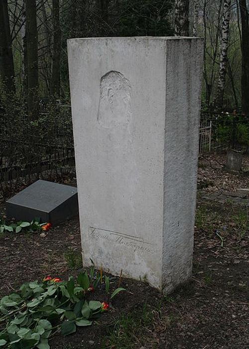 Надгробие Бориса Пастернака в Переделкино. Фото: A.Savin/commons.wikimedia.org