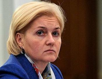 Вице-премьер Ольга Голодец. Фото: kremlin.ru
