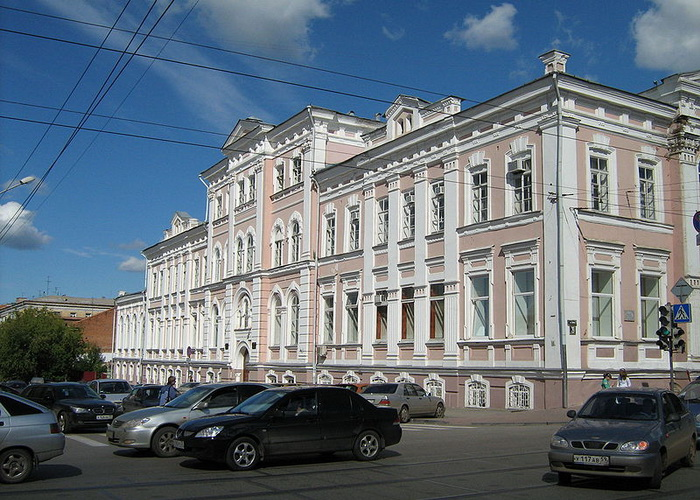 Пермская государственная академия искусства и культуры. Фото: commons.wikimedia.org