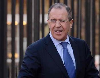 Министр иностранных дел Сергей Лавров. Фото: STEFAN ROUSSEAU/AFP/Getty Images
