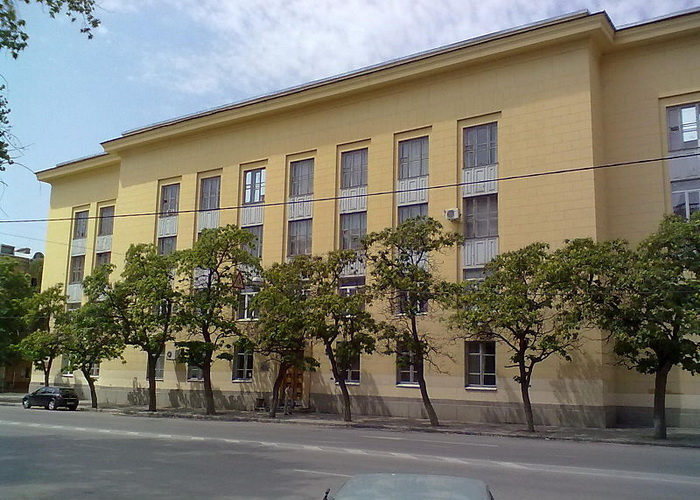 Волгоградская консерватория имени П.А. Серебрякова. Фото: Redboston/commons.wikimedia.org