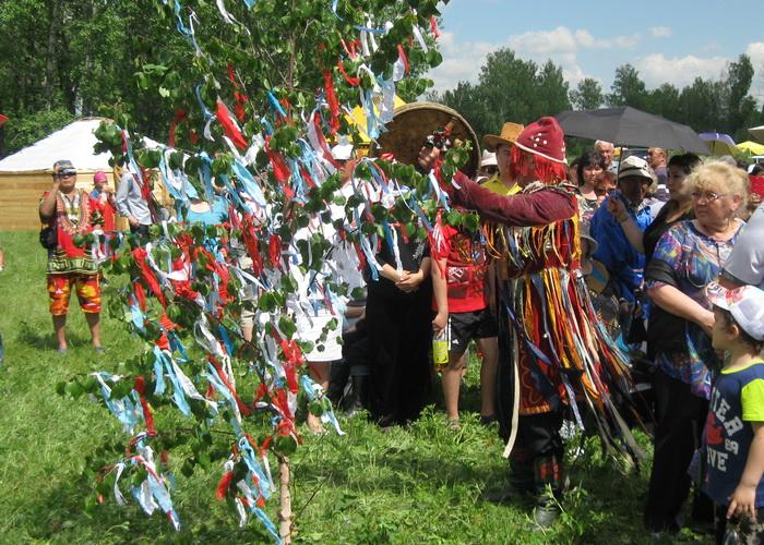 В Хакасии празднуют Тун-Пайрам. Фото: Великая Эпоха (The Epoch Times)