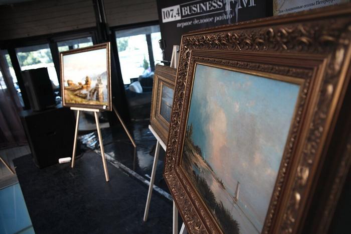 Аукцион «Морские легенды» прошел в Санкт-Петербурге. Фото: Антон Ваганов
