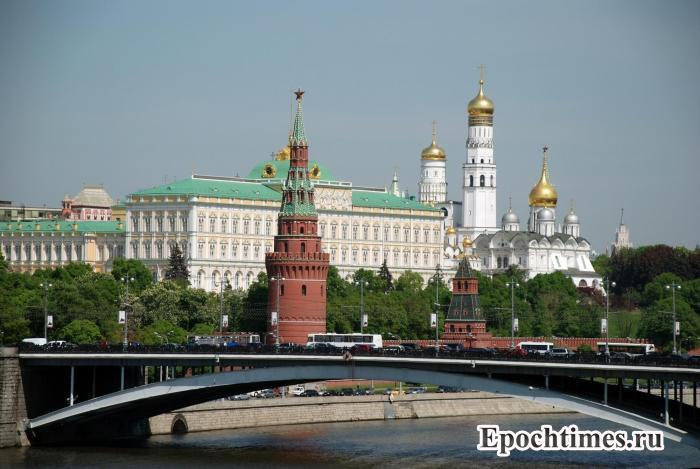 Для благоустройства центра Москвы привлекаются деньги инвесторов. Фото: Юлия Цигун/Великая Эпоха (The Epoch Times)