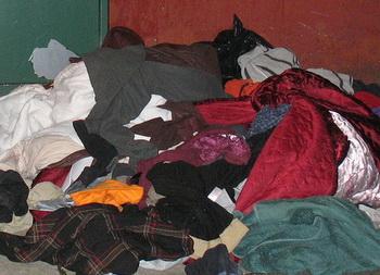 Старую одежду в Петербурге можно будет сдать на переработку. Фото: Alan Stanton/flickr.com