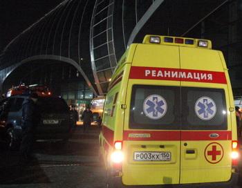 В Ставропольском крае перевернулся автобус, один человек погиб, пострадали 29. Фото: OXANA ONIPKO/AFP/Getty Images