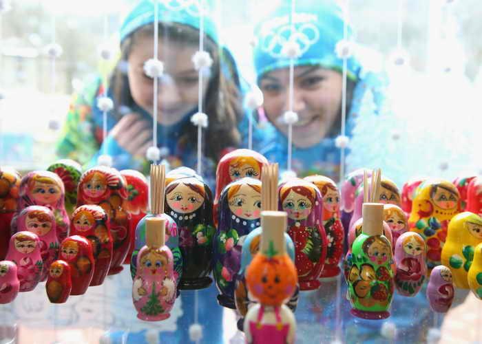 Атмосфера Олимпиады оживила российскую торговлю. Фото: Alexander Hassenstein/Getty Images