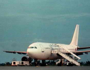Авиакомпания «Сибирь» обманула пассажиров, совершив незапланированную посадку. Фото: ERIC PIERMONT/AFP/Getty Images