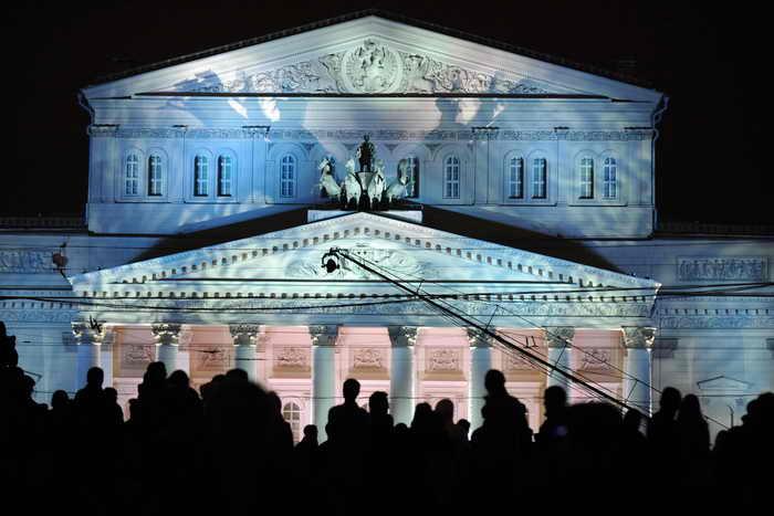 В Большом театре будут созданы стоячие места. Фото: YURI KADOBNOV/AFP/Getty Images
