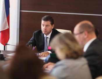 Глава Росграницы Дмитрий Безделов подал в отставку,после проведения проверки его деятельности. Фото: rosgranitsa.ru