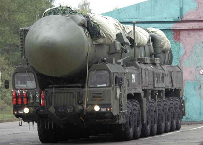 Перевооружение ракетных дивизий РВСН на новейшие ракетно-ядерные комплексы «Ярс» продолжается. Фото: encyclopedia.mil.ru