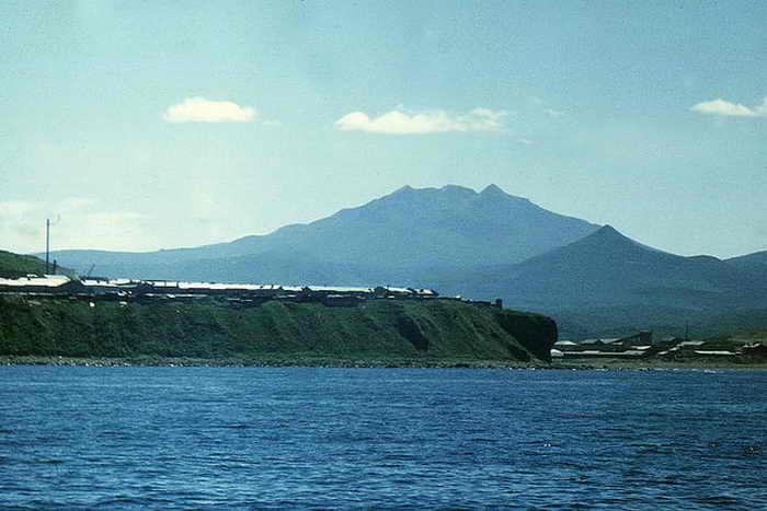 Курилы. Итуруп. Фото: wikimedia.org