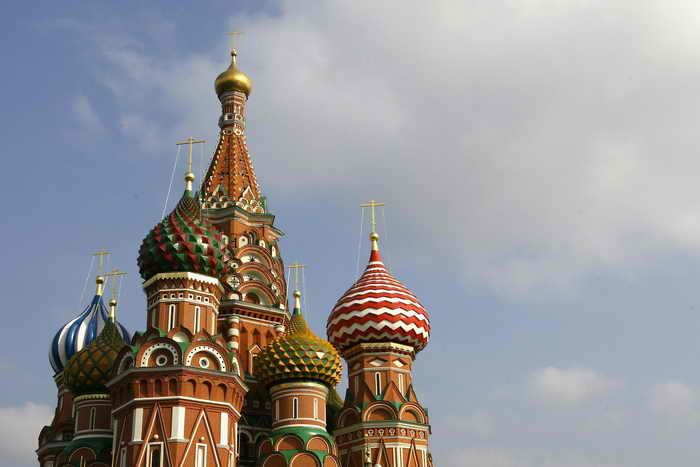 Сегодня в Москве начинает свою работу VII съезд партии «Справедливая Россия». Фото: Ian Walton/Getty Images