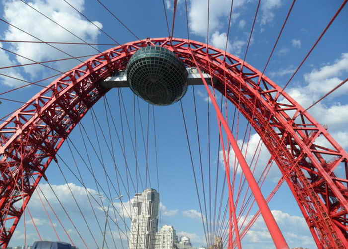 Живописный мост. Фото: Андрей Буслов/mail.ru