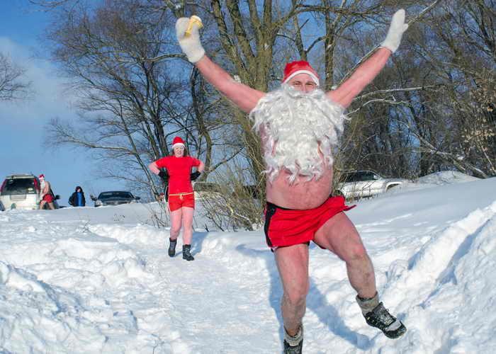 Российские звёзды лишились новогодних корпоративов. Фото: VALERY TITIEVSKY/AFP/Getty Images