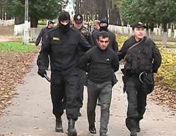 Задержан подозреваемый в убийстве Егора Щербакова в Бирюлёво. 31-летний азербайджанец Орхан Зейналов был задержан оперативниками в подмосковном городе Коломна. Фото: petrovka38.ru