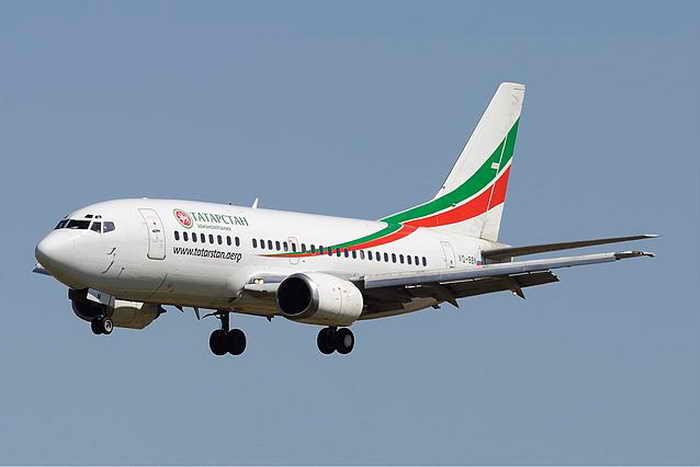 Авиакатастрофа в Казани: пилоты сами отправили Boeing в пике. Фото: Konstantin Nikiforov/wikimedia.org