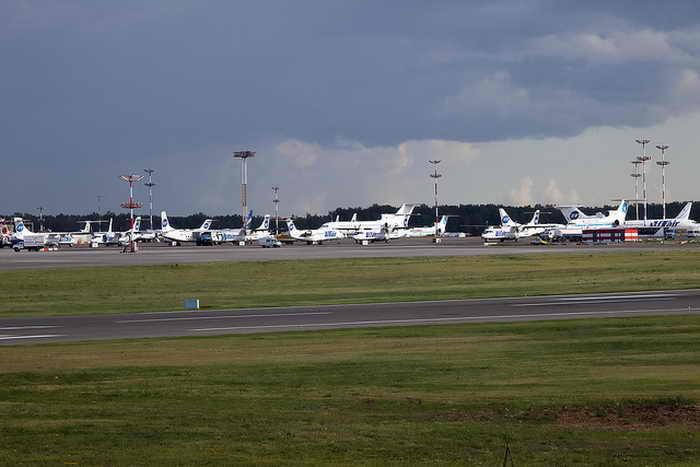 В аэропорту Внуково произошла поломка курсового маяка. Фото: Maarten Visser/flickr.com