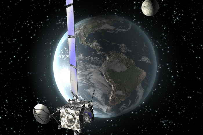 Роскосмос предложил не заказывать спутники связи за рубежом. Фото: AFP/Getty Images