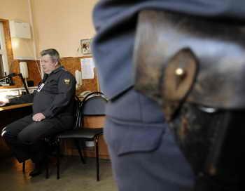 У столичного антиквара нашли склад пулемётов. Фото: ANDREY SMIRNOV/AFP/GettyImages