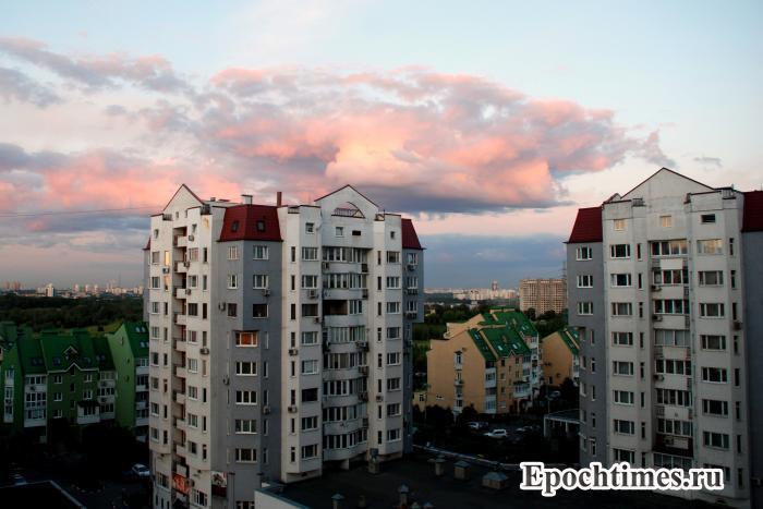 Новостройки. Фото: Цигун Юлия/Великая Эпоха (The Epoch Times)