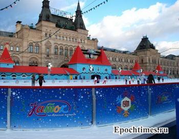 Москва. Фото: Цигун Юлия/Великая Эпоха (The Epoch Times)