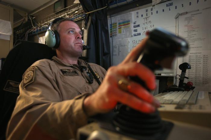 В России откроется центр беспилотной авиации. Photo by John Moore/Getty Images
