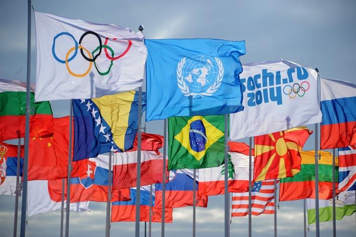 МИД России призвал все страны к «олимпийскому перемирию». Фото: Antonin Thuillier-Pool/Getty Images