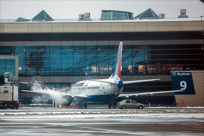 Аэропорт «Внуково». Фото: Marina Lystseva/ flickr.com
