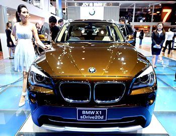 Российская сборка BMW X1 в Калининграде сделала авто еще лучше, а цена стала ниже. Фото: PORNCHAI KITTIWONGSAKUL/AFP/Getty Images