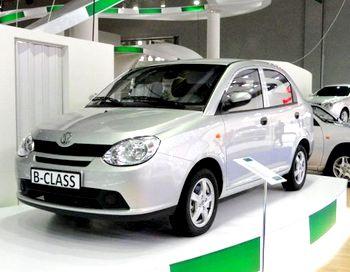 Vortex Corda - по мнению производителей, силовой агрегат авто полностью  соответствует нормам стандарта EURO-4. Фото с сайта chinacarforums.com