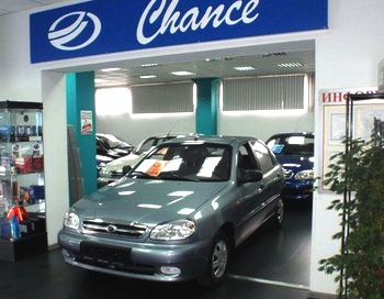 Chance держится в двадцатке самых продаваемых авто в России. За последние 8 месяцев это 19 место и составляет 11148 проданных автомобилей. Фото с www.autonet.ru