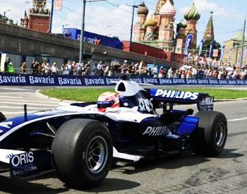 Проведение очередного этапа «Формула-1» в Москве под большим сомнением. Фото с 350zclub.ru