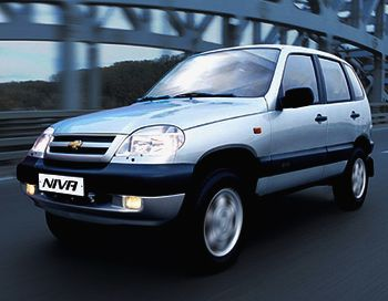 Спецверсия Chevrolet Niva - Niva Special Edition. Фото: auto.mail.ru