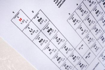 Два новых элемента, 114 и 116, были введены в периодическую таблицу. (Photos .com)