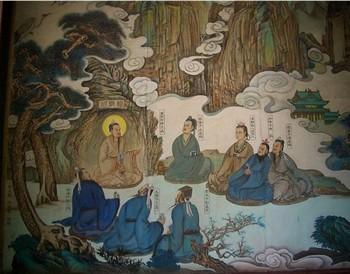 Древние китайские учёные обладали знанием алхимии. Фото с images.google.ru