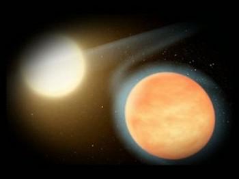 Ученые открыли новую планету. Фото с edengarden.ru