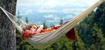 Покачивание способствует засыпанию. Фото с spiegel.de