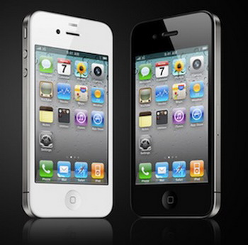 iPhone 4G. Фото с сатйа apple4you.ru