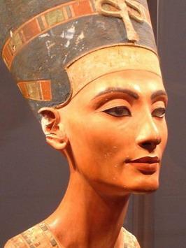 Исследователи обнаружили целебные свойства состава для макияжа глаз, использовавшегося в Древнем Египте. Фото с сайта Wikipйdia