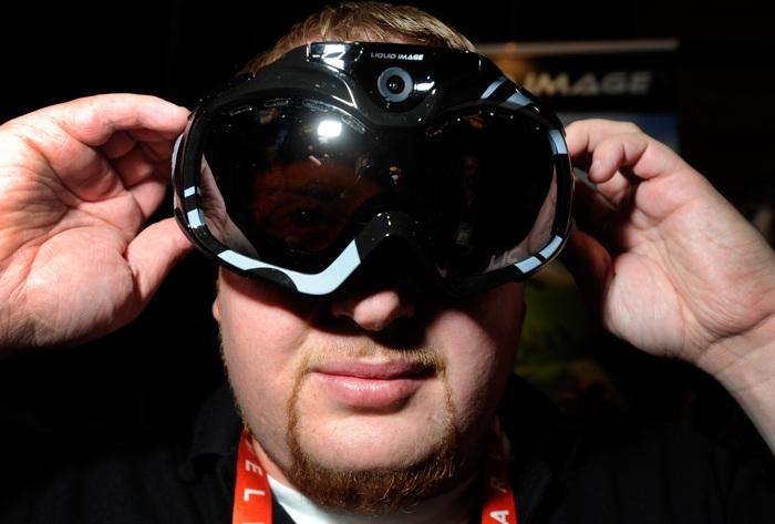 Основные Новые технологии электроники-2013. Фоторепортаж. Фото: David Becker/Getty Images