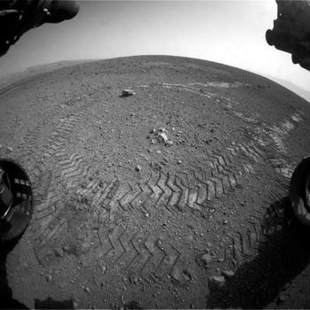 Поверхность Марса. Фото: NASA/JPL-Caltech via Getty Images